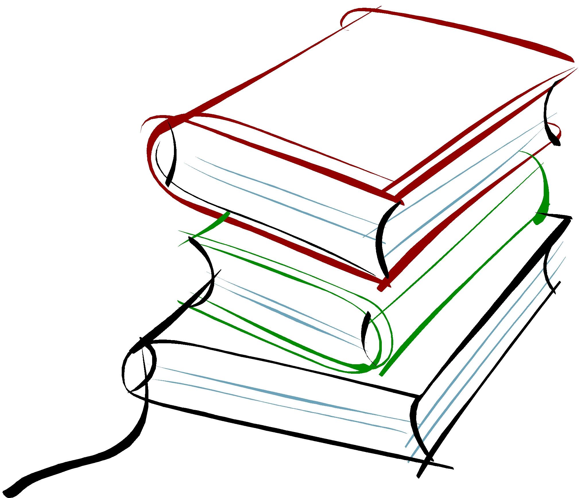Рисуем графически книги