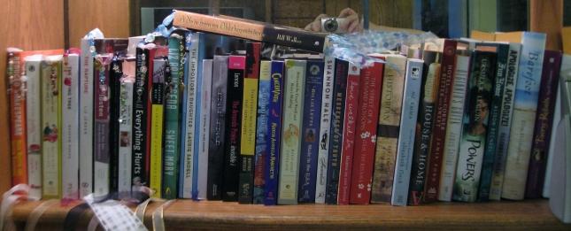My TBR shelf