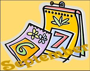 Calendar-September
