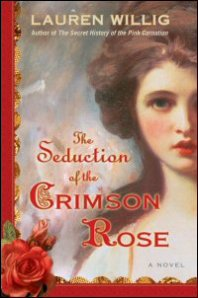 seduction crimson rose