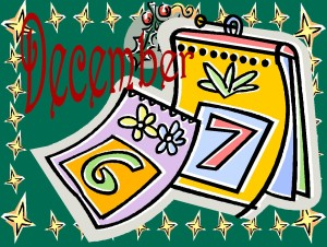 Calendar-december