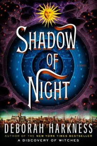Cover: Shadow of Night by Deborah Harkness