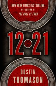 Cover: 12.21 by Dustin Thomason