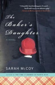 Cover: The Baker's Daughter by Sarah McCoy