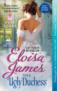 Cover: The Ugly Duchess by Eloisa James
